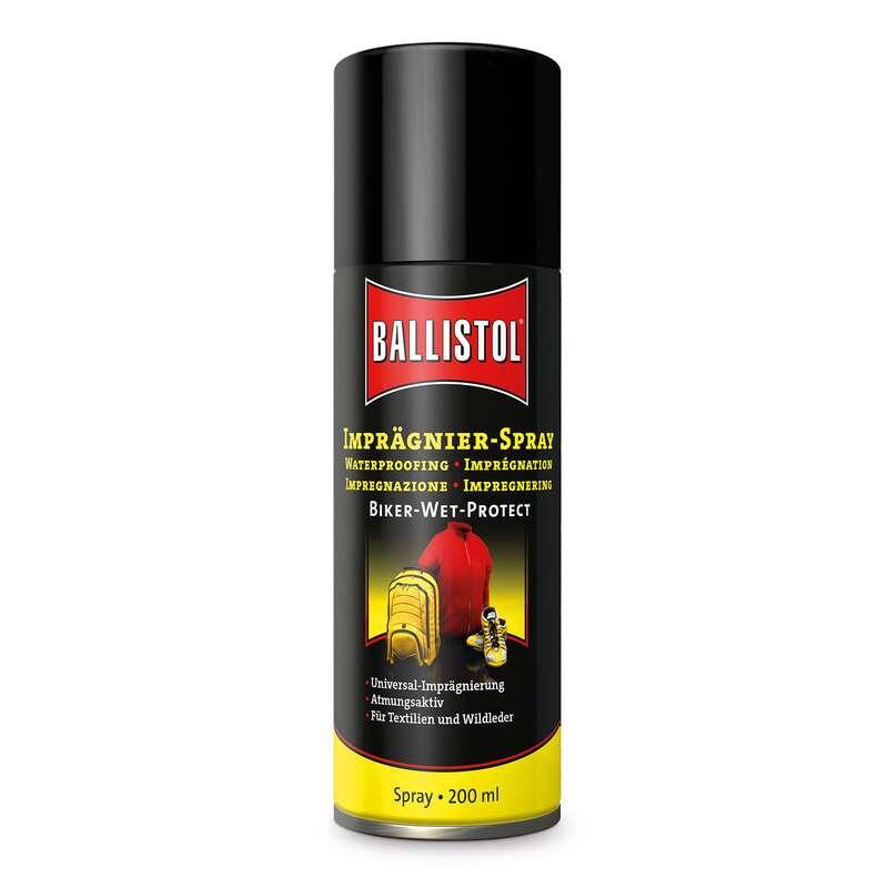 Ballistol Biker-Wet-Protect Su Yalıtım Sprey Yağ 200 ml