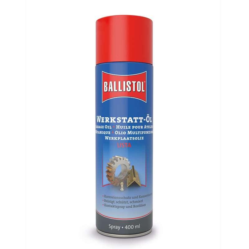 Ballistol Usta Garage Sprey Yağ 400 ml