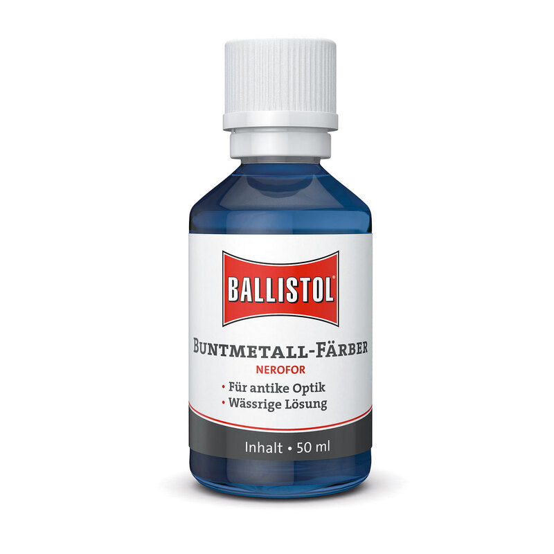 Ballistol Nerofor Quick Browning 50 ml