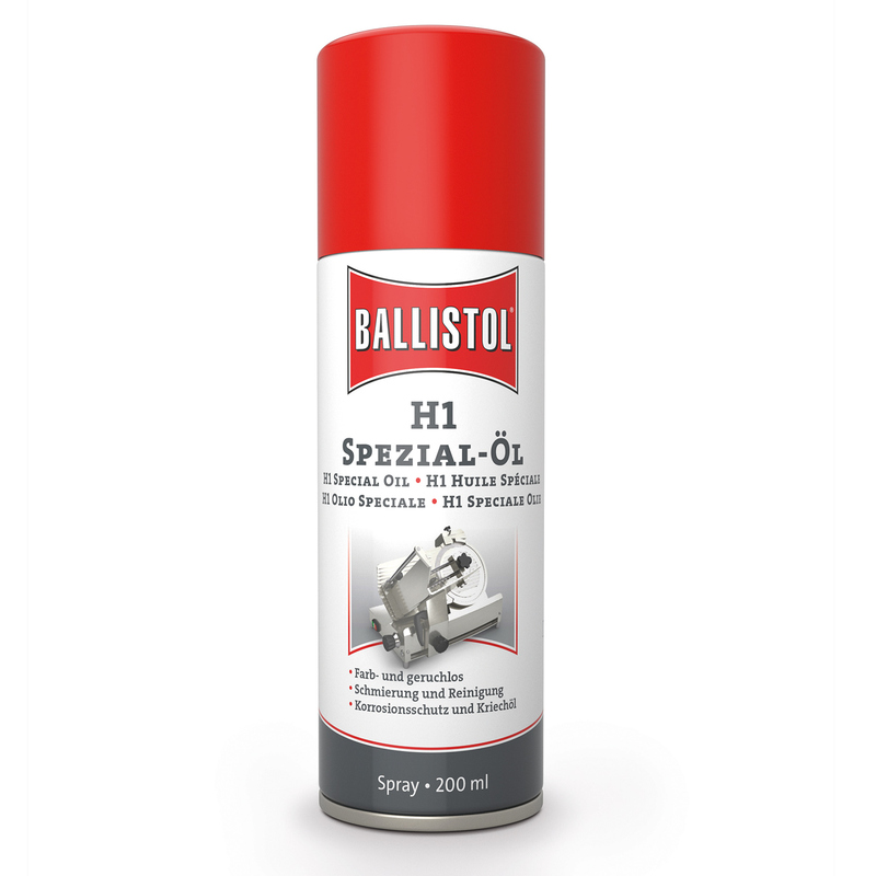 Ballistol H1 Special Sprey Yağ 200ml