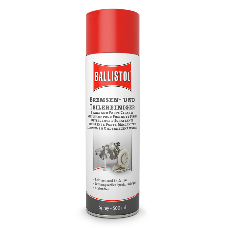 Balllistol Cleaner For Brakes and Metal Parts Sprey 500ml